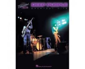 Deep Purple Greatest Hits (Transcribed scores) - Hal Leonard
