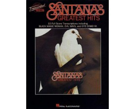Santana's Greatest Hits (Transcribed Scores) - Hal Leonard