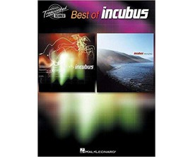 Best Of Incubus (Transcribed Scores) - Hal Leonard