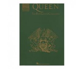 LIBRAIRIE - Queen The Bass Guitar Collection (Bass recorded versions) - Hal Leonard
