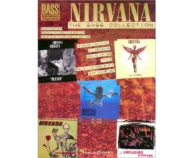 LIBRAIRIE - Nirvana The Bass Collection (Bass recorded versions) - Hal Leonard