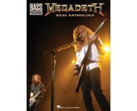 Megadeth Bass Anthology (Bass Recorded Versions) - EMI Publishing - Hal Leonard