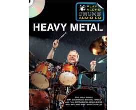 Heavy Metal - CD Audio - Wise Publication