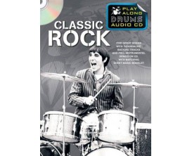 Classic Rock - CD Audio - Wise Publication