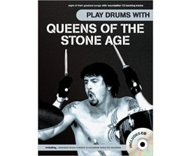 Play Drums with Queens of the Stone Age (Avec CD) - Wise Publications