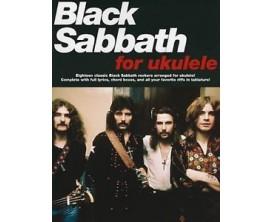 Black Sabbath For Ukulele - Music Sales America - Hal Leonard