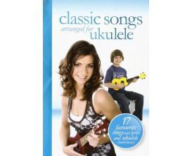 Classic Songs Arranged for Ukulélé - Wise Publications