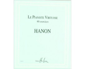 LIBRAIRIE - Le Pianiste Virtuose (60 exercices) - Hanon - Ed. Lemoine