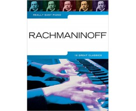 Rachmaninoff - Really Easy Piano, 16 Great Classics - Wise Publications