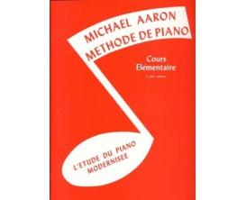 LIBRAIRIE - Méthode de Piano Vol.2, M.Aaron - (Ed. Alfred)