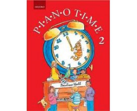 LIBRAIRIE - Piano Time Vol.2 - P. Hall (Ed. Oxford)