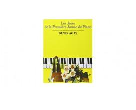 Les Joies de la Première Année de Piano - Denes Agay - Ed. Musicales Françaises
