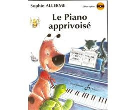LIBRAIRIE - Le Piano Apprivoisé - Sophie Allerme - Ed. Billaudot