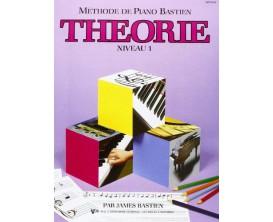 Méthode Piano Bastien, Théorie niveau 1 - (Ed.Carisch)