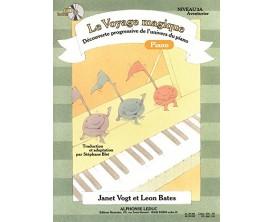 Le Voyage Magique - Découverte Progressive de l'Univers du Piano (Avec CD) Niveau 3A - J. Vogt, L. Bates - Alphonse Leduc