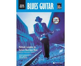 LIBRAIRIE - Blues Guitar Ed. Complète (Débutant-Intermédiaire-Maîtrise) - David Hamburger - Alfred Publishing