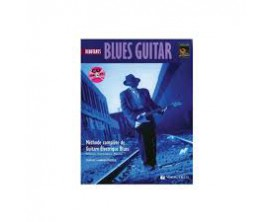 Blues Guitar Débutants (Méthode complète de guit. élec. Blues) - David Hamburger - Alfred Publishing