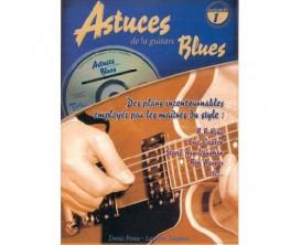 Astuces de la Guitare Blues Volume 1 (Avec CD) - D. Roux, L. Miqueu - Carisch Music
