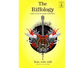 The Riffology - Learn to play 140 Classic Guitar Riffs (Guitar Tab Edition) - Wise Publications