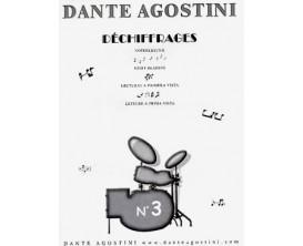 LIBRAIRIE - Déchiffrages N°3 - Dante Agostini