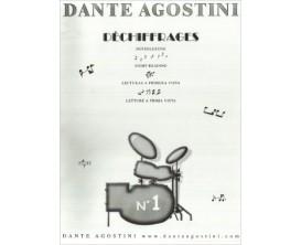 LIBRAIRIE - Déchiffrages N°1 - Dante Agostini