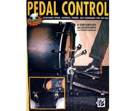 LIBRAIRIE - Pedal Control (Avec CD) - D. Famularo, J. Bergamini - Ed. Alfred