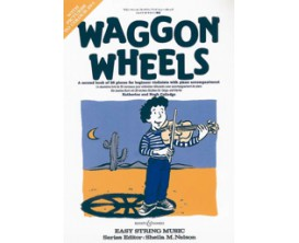 LIBRAIRIE - Waggon Wheels Violon et Piano Vol.2, C. et H. Colledge - (Ed. Boosey & Hawkes)