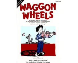 LIBRAIRIE - Waggon Wheels Violon Vol.1 (avec CD), C. et H. Colledge - (Ed. Boosey & Hawkes)