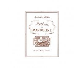 LIBRAIRIE - Méthode de Mandoline - Madeleine Cottin - Ed. Henry Lemoine