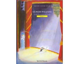 LIBRAIRIE - Le Petit Paganini Vol. 1 (Méthode violon) - E. Vandevelde - Ed. Vandevelde