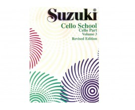 LIBRAIRIE - Suzuki Cello School Vol. 3 - Alfred Publishing