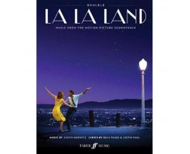 La La Land Music from the Soundtrack (Ukulele) - J. Hurwitz - Faber Music