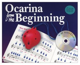 Ocarina from the Beginning (Avec CD) - Chester Music