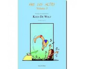 LIBRAIRIE - Vive Les Notes Vol.3 Avec CD, Koen De Wolf -