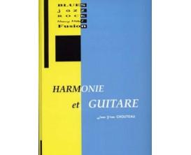 LIBRAIRIE - Harmonie et Guitare - J.Y. Chouteau (ID Music)