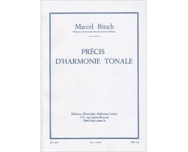 Précis d'Harmonie Tonale - Marcel Bitsch - Ed. A. Leduc