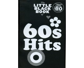 LIBRAIRIE - The Little Black Book of 60's Hits - (Ed. Music Sales)