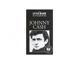 The Little Black Songbook Johnny Cash (Complete Lyrics & Chords to Over 80 Cash Hits) - Music Sales Group