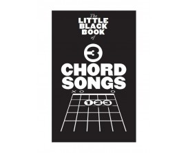 The Little Black Book of 3-Chord Songs - Music Sales Group