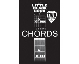 The Little Black Songbook of Chords (Over 1100 Guitar Chords) - Music Sales Group