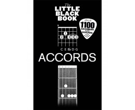 The Little Black Songbook Accords (Plus de 1100 Accords pour Guitare) - Music Sales Group