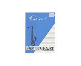 LIBRAIRIE - Cahier 2 Musicalia - Cahier de portées
