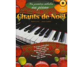 LIBRAIRIE - Chants de Noël (Mes premières mélodies au piano) - Ed. Hit Diffusion