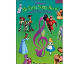LIBRAIRIE - Disney's My First Song Book Vol. 4 (Easy Piano) - Hal Leonard