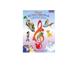 LIBRAIRIE - Disney's My First Song Book Vol. 1 (Easy Piano) - Hal Leonard