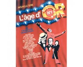 LIBRAIRIE - L'Age d'Or No 1 - 20 Chansons Françaises - Ed. Carisch