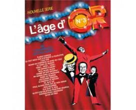 LIBRAIRIE - L'Age d'Or No 3 - 20 Chansons Françaises - Ed. Carisch