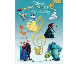 Disney's My First Song Book Vol. 5 (Easy Piano) - Hal Leonard