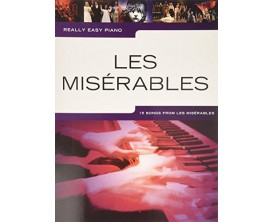 Really Easy Piano - Les Misérables - 15 Songs from Les Misérables - Wise Publications