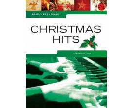Really Easy Piano - Christmas Hits - 18 Festive Hits - Wise Publications